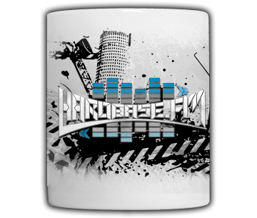 "HB Tasse ""Audiospectrum"""
