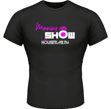 HouseTime.FM Morning Show Shirt