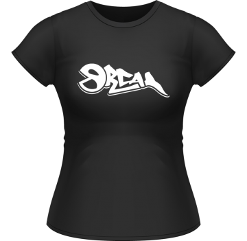 DJ Damen Shirt Orca