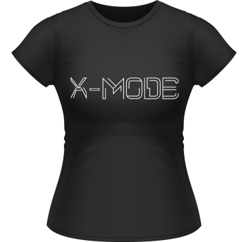 DJ Damen Shirt X-Mode